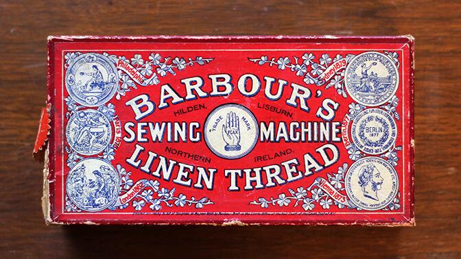 Barbour's Linen Thread