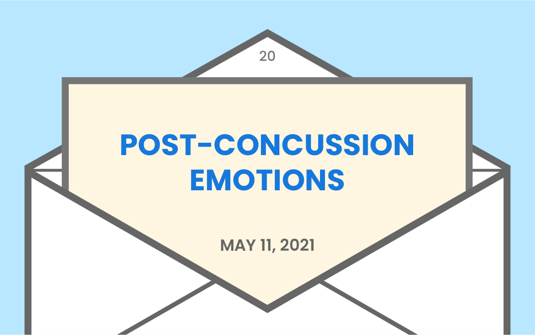 Post-concussion emotions
